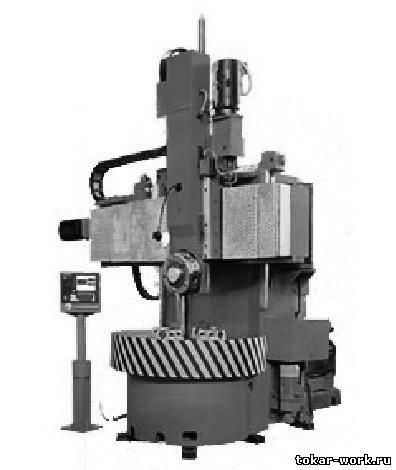 Цифра 1: токарный станок Цифра 5: токарно-карусельный станок Цифра 12: максимальный диаметр обрабатываемой заготовки...